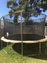14ft Trampoline with safety net Alfred Cove Melville Area Preview