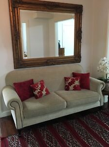 Beautiful vintage mirror for sale. Bass Hill Bankstown Area Preview