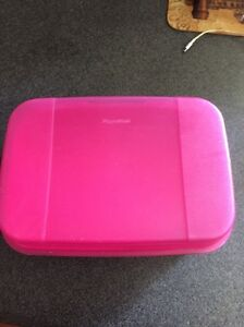 Pink Tupperware storage container Kippa-ring Redcliffe Area Preview