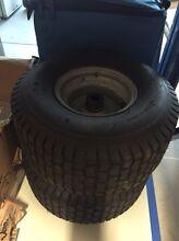Ride on mower tyres Penrith Penrith Area Preview