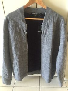 Country Road Quilted Knit Bomber - Never Worn Alderley Brisbane North West Preview