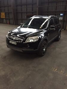 Holden Captiva LX Diesel for sale or swap with Prado Blacktown Blacktown Area Preview