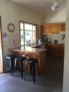 Complete Tasmanian Oak kitchen for sale Barmaryee Yeppoon Area Preview