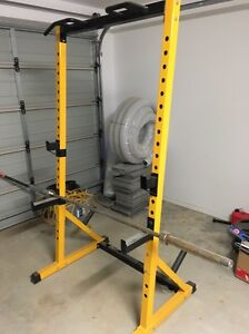 Squat Rack, Roman Chair and Bench Press Moorooka Brisbane South West Preview