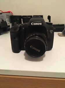 Canon EOS 7D (body) Mount Lawley Stirling Area Preview