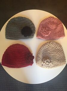 Knitted beanies Lyneham North Canberra Preview