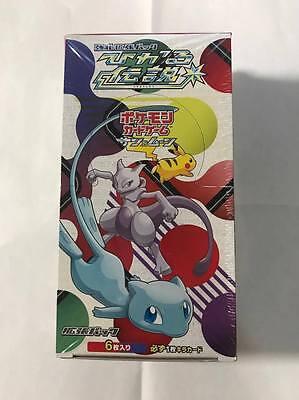 Sun & Moon Shining Legends SM3+ Booster Box Japanese Pokemon Card