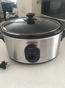 Kambrook Slow Cooker Cronulla Sutherland Area Preview