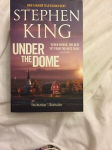 Stephen King- Under the dome Reservoir Darebin Area Preview