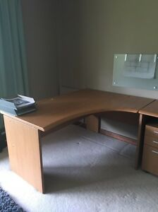 6-piece Criterion home office or commercial office furniture Charleston Adelaide Hills Preview