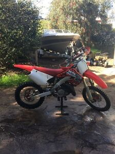 Honda CR125 2001 Tootgarook Mornington Peninsula Preview