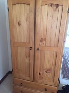 Woden wardrobe - moving house Hornsby Hornsby Area Preview