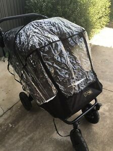 Mountain buggy duet double pram Eden Hills Mitcham Area Preview