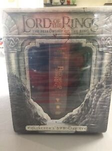 Lord of the Rings collectors DVD gift set's Windaroo Logan Area Preview