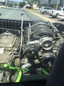 VZ LS2 Engine Canberra City North Canberra Preview