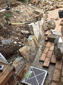 Stone work,paving,colour bond fencing Castle Hill The Hills District Preview