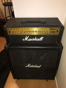 Marshall MG100HDFX Head/Cab Stack Blacktown Blacktown Area Preview