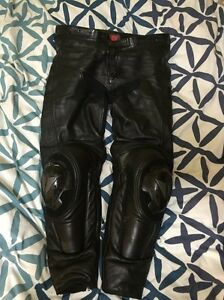 DAINESE LEATHER PANTS SIZE 54 Canada Bay Canada Bay Area Preview