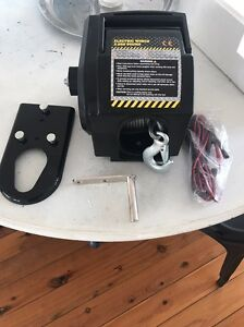 2000LBS Motozone Boat winch Shoal Bay Port Stephens Area Preview