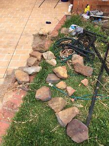 Free sand stone rocks Oakhurst Blacktown Area Preview