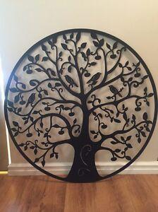 Decorative Bird & Fruit tree Wall Design Seville Grove Armadale Area Preview