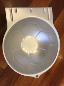 Wilton Soccer Ball Cake Tin - used only once! Beverley Park Kogarah Area Preview