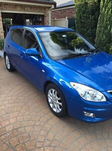 Hyundai i30 2009 SLX, 2.0 manual. Great condition. Wattle Grove Liverpool Area Preview