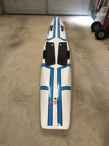 Kracka paddle board 75kg Caringbah Sutherland Area Preview