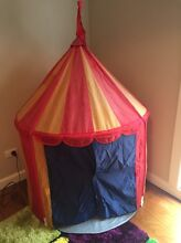 Kids indoor cubby house and bed canopy Blackburn South Whitehorse Area Preview