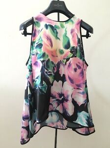 Alice McCall fields of roses top Size 10 Scarborough Stirling Area Preview