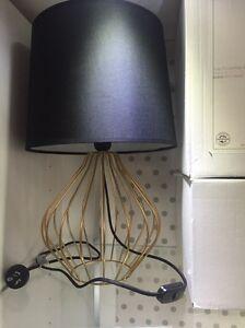 Bedside table lamps Ellenbrook Swan Area Preview