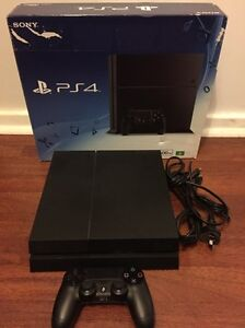 500GB PS4 Angle Park Port Adelaide Area Preview