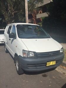 Toyota Townace mod 97 $1000 ONO Dee Why Manly Area Preview