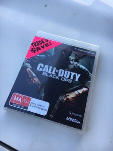 Call of duty black ops PS3 Leanyer Darwin City Preview