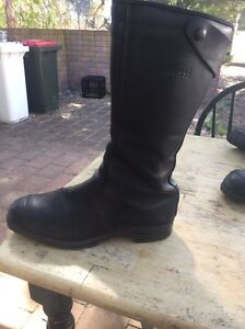 Rossi motorcycle boots Lucindale Naracoorte Area Preview