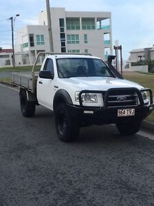 2007 PJ Ranger XL 4X4 Woody Point Redcliffe Area Preview