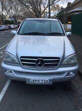 Mercedes Benz ML 500 Melbourne CBD Melbourne City Preview