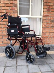 Almost Brand New Wheelchair Cranbourne West Casey Area Preview
