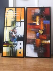 Selling these Bali paintings North Fremantle Fremantle Area Preview