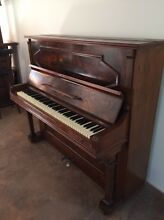 Carl Ecke upright piano - Revesby Bankstown Area Preview