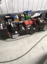 CAR BATTERIES ALL TESTED GOOD & WORKS BARGAIN 1/4 OF THE NEW PRICE Lansvale Liverpool Area Preview