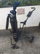 Brand new Golf Clubs Set - Cougar Waverton North Sydney Area Preview