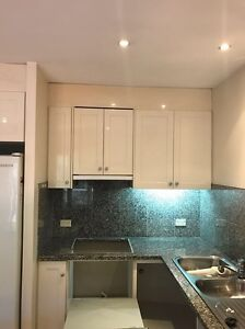 White kitchen Enfield Burwood Area Preview