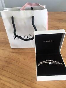 Pandora Bracelet Eleebana Lake Macquarie Area Preview