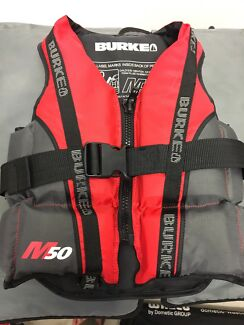 3 x TYPE 2 PFD LIFE JACKETS IN GREAT CONDITION