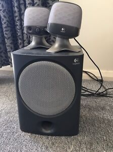 Logitech speakers Deakin South Canberra Preview