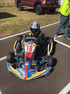 OTK FA Go Kart Moorabbin Kingston Area Preview