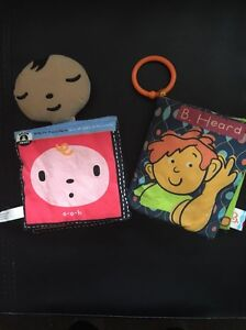 Baby touch & feel & feeling soft books Werrington Penrith Area Preview