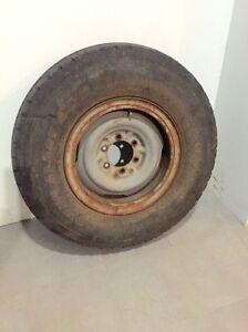 7.50 x 16 Split Rim & Kumho Tyre East Fremantle Fremantle Area Preview