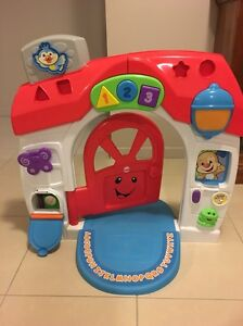Fisher Price Laugh & Learn Smart Stages Home Manly Brisbane South East Preview